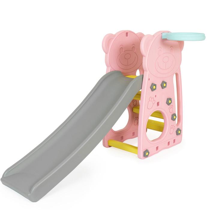 Happy Box Детский игровой комплекс для дома и улицы Bear JM-755B