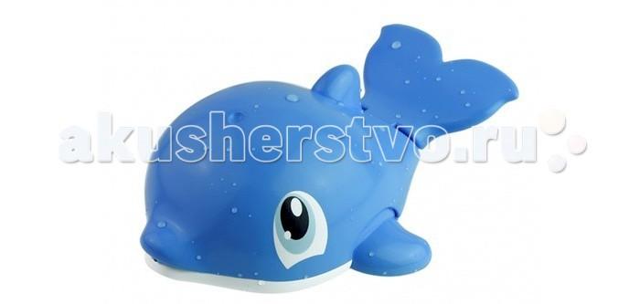 Игрушки для ванны Happy Kid Toy Игрушка для купания Водоплавающий дельфин детская игрушка для купания