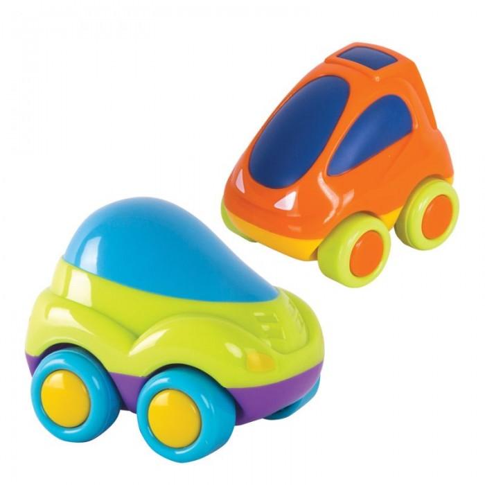 Машины Happy Kid Toy Машинка мини 2 шт. happy kid пингвиненок на катере с 2 лет