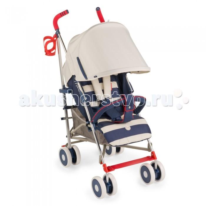 Коляска-трость Happy Baby CindyCindyКоляска-трость Happy Baby Cindy - легкая и удобная коляска, с твердой спинкой, алюминиевой рамой и сдвоенными колесами. Модель, особенно популярная среди родителей, для которых безопасность и удобство ребенка стоят на первом месте.   Прогулочный блок: регулируемый наклон спинки до 170 градусов (4 положения) пятиточечные ремни безопасности с мягкими накладками для ребёнка съемная подушка-подголовник съемный капюшон регулируемая опора для ног бампер гипоаллергенные ткани тканевые детали легко чистятся компактно складывается для хранения и транспортировки удобные ручки эргономичной формы специальное нескользящее покрытие ручек 4 сдвоенных колесных блока пластиковые с покрытием EVA (этиленвинилацетат) поворотные передние колеса с возможностью фиксации тормоз-фиксатор на задних колесах рама сделана из современного легкосплавного алюминия, который облегчает коляску рама складывается в трость.  В комплекте: дождевик, подстаканник  Габариты: высота от пола до ручек - 109 см ширина колесной базы - 48 см размеры сиденья (ш х г) - 34 х 21 см размеры в сложенном виде (ш х д х в) - 29.5 х 26.5 х 107 см длина подножки - 15 см длина спального места с опорой для ног - 83 см диаметр колес - 15 см Вес: 7,5 кг  Внимание! Наличие разделителя для ножек зависит от поставки! Цвет подстаканника может отличаться от представленного на фото!<br>