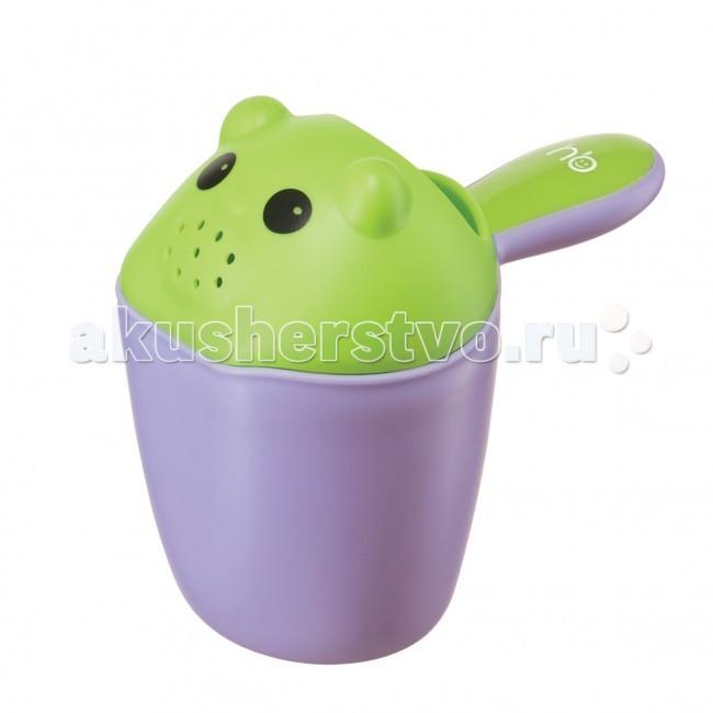 Аксессуары для ванн Happy Baby Детский ковшик с крышкой Scooppy детский ковшик babyono голубой 1035