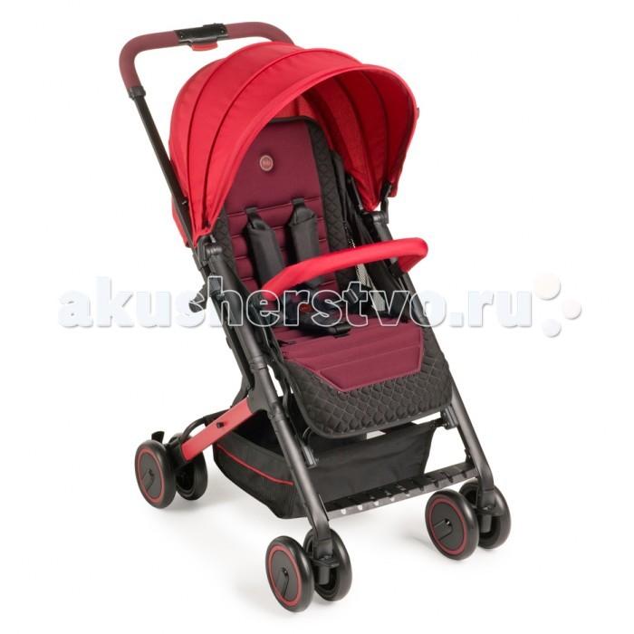 Прогулочная коляска Happy Baby JettaJettaHappy Baby Коляска Jetta  Коляска JETTA покорит вас своим стильным видом и отличными ходовыми данными. Плавный ход коляски обеспечивают двойные колеса, при этом передние поворачиваются на 360° и могут фиксироваться. Передние и задние колеса оснащены амортизацией, что позволяет преодолевать ступеньки с комфортом для ребенка. Коляска JETTA легко складывается одной рукой, имеет съемный бампер, регулируемую с помощью ремня спинку, а также вместительную корзину.  Особенности: Плавная регулировка наклона спинки, количество положений не ограничено Регулируемая подножка, 3 положения Регулируемая по высоте ручка, 3 положения Пятиточечные ремни безопасности с мягкими накладками Колеса: пластиковые с покрытием PP (полипропилен) Диаметр колес: 15 см Передние поворотные колеса с возможностью фиксации Удобная тормозная педаль на заднем колесе Амортизация на передних и задних колесах Вместительная корзина для покупок В комплекте: дождевик, чехол на ножки, москитная сетка Возраст: от 7 месяцев Максимальный вес ребенка: 15 кг Ширина сиденья: 31 см Глубина сиденья: 22 см Длина спального места: 78 см Вес коляски: 5,9 кг Габариты в сложенном виде ДхШхВ: 74 х 51 х 28 см  Габариты в разложенном виде ДхШхВ: 87 х 51 х 102 см Регулировка наклона спинки: есть Регулировка ручки: есть Тип складывания: книжка Колеса: пластиковые с покрытием PP (полипропилен) Диаметр колес: 15 см Колёсная база: 4 сдвоенных колеса, передние поворотные колеса с возможностью фиксации Ширина колесной базы: 51 см<br>