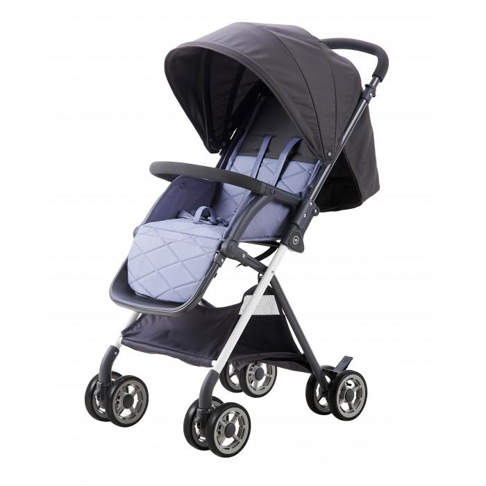 Прогулочная коляска Happy Baby MiaMiaПрогулочная коляска Happy Baby Mia покорит вас своим стильным видом и отличными ходовыми данными.  Плавный ход коляски обеспечивают двойные колёса, при этом передние поворачиваются на 360° и имеют возможность фиксации. В конструкцию встроена специальная сетка, которая обеспечивает циркуляцию воздуха и предотвращает выпадение ребенка в лежачем положении. Коляска имеет съемный бампер, регулируемую с помощью ремня спинку, а также вместительную корзину.  Особенности: Возраст: от 7 месяцев Максимальный вес ребенка: 15 кг Вес коляски: 6.8 кг Ширина сиденья: 32 см Глубина сиденья: 24 см Длина спального места: 80 см Ширина колесной базы: 46.5 см Диаметр колес: 14 см Колёсная база: 4 сдвоенных колеса, передние колеса поворотные с возможностью фиксации Колеса: пластиковые с покрытием EVA (этиленвинилацетат) Тип складывания: книжка  Размеры и вес: Регулировка наклона спинки, 90-175 градусов Габариты в сложенном виде ДхШхВ: 76.5 x 27.5 x 44.5 см Габариты в разложенном виде ДхШхВ: 77.5 x 50.8 x 104.6 см Регулируемая подножка, 2 положения Смотровое окошко на капюшоне Мягкие накладки на ручке и бампере Пятиточечные ремни безопасности с мягкими накладками Колеса: пластиковые с покрытием EVA (этиленвинилацетат) Диаметр колес: 14 см Колёсная база: 4 сдвоенных колеса, передние колеса поворотные с возможностью фиксации Амортизация на передних колесах Тормозная педаль на задних колесах Вместительная корзина для покупок В комплекте дождевик<br>