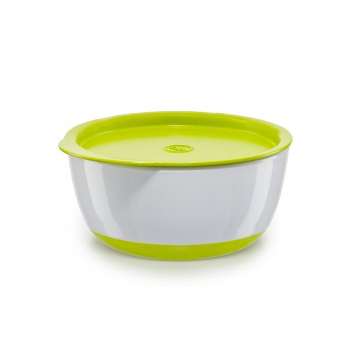 Посуда Happy Baby Набор тарелочек с крышкой Bowl Set happy baby набор little fisher