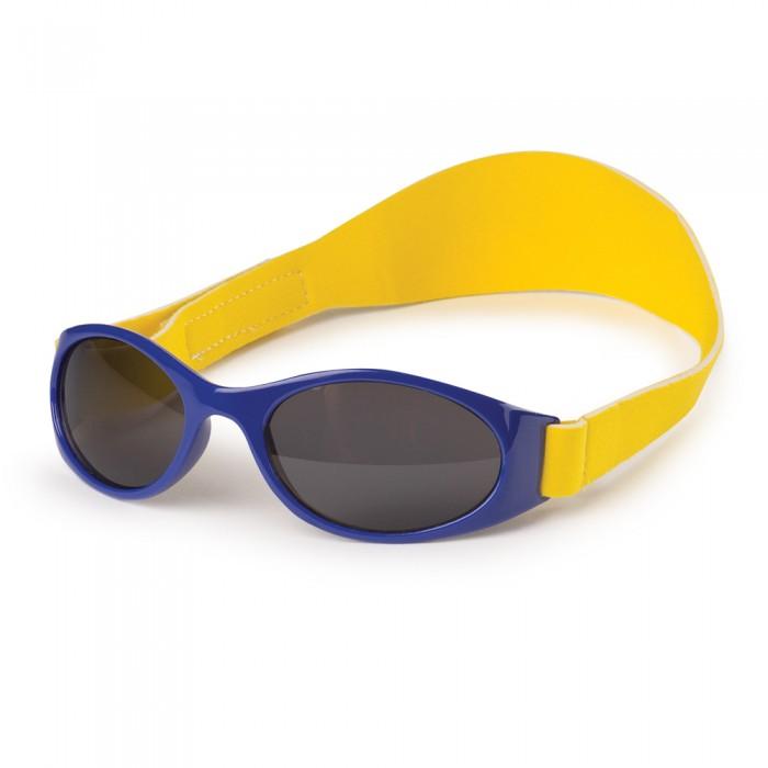 Солнцезащитные очки Happy Baby с ремешком детские солнцезащитные очки happy baby pink с ремешком 50508