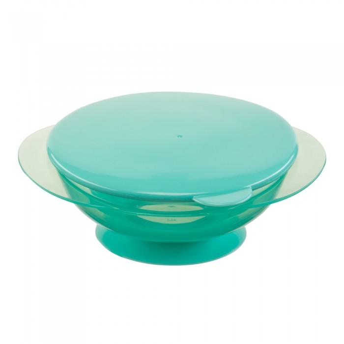 Посуда Happy Baby Тарелка на присоске Feedin Bowl