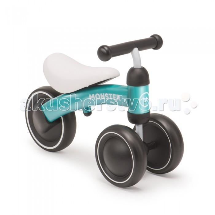 Беговел Happy Baby Трехколёсный NеоТрехколёсный NеоHappy Baby Трехколёсный беговел Nео - это прекрасное средство обучения Вашего малыша катанию уже с самого раннего возраста. Беговел послужит источником положительных эмоций, а также средством развития координации рук и ног ребёнка, что, помимо прочего, поможет ему в освоении новых транспортных средств.  Особенности: Устойчивая колёсная база Бесшумные колеса Развивает координацию рук и ног Удобное сиденье Стильный дизайн Высота сиденья 24 см. Высота руля 34 см Рост ребенка 78-95 см Указания по применению: Инструкция по сборке находится внутри. Для чистки можно использовать влажную тряпку.<br>