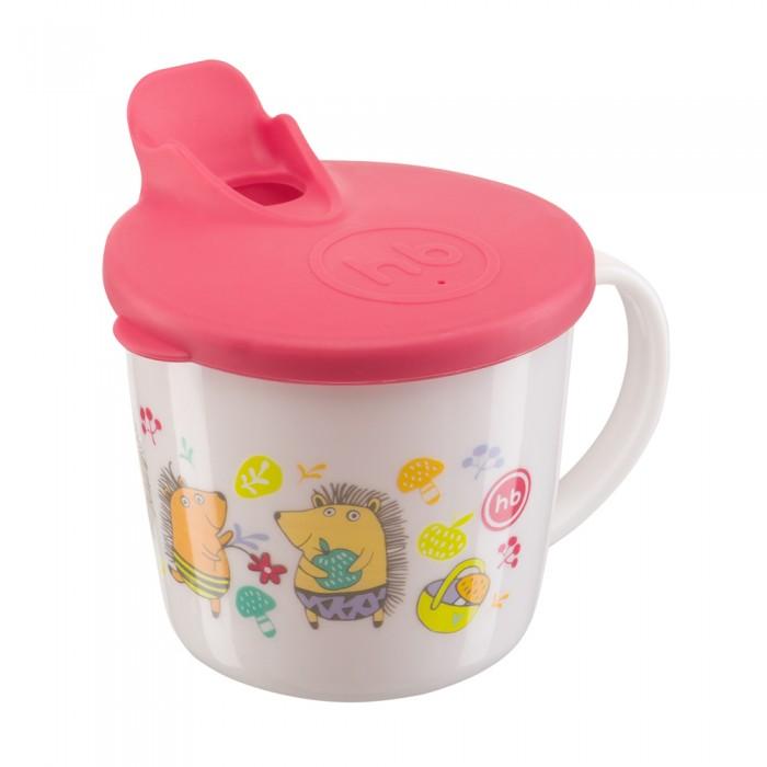 Поильники Happy Baby Тренировочная кружка с крышкой Training Cup