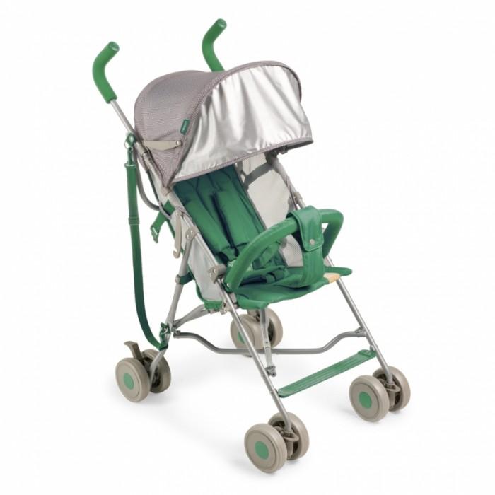 Коляска-трость Happy Baby TwiggyTwiggyКоляска-трость Happy Baby Twiggy создана специально для тех, кто ценит максимальный комфорт при минимальном весе. Отличный ход обеспечивают сдвоенные колеса, из которых передние поворотные на 360&#8304; с возможностью фиксации. Передние колеса с амортизацией, что дает дополнительный комфорт для ребенка.   При весе всего 4.35 кг Twiggy имеет пятиточечные ремни безопасности, мягкие нескользящие ручки, съемный бампер, большой капюшон с возможностью увеличения, ремень для переноски, а также подстаканник.  Особенности: Кол-во положений спинки: 2 положения Передние поворотные колеса с возможностью фиксации В комплекте: подстаканник, ремень для переноски Рама: металл, пластик  Тканные материалы: 100 % полиэстер  Колеса: пластиковые с покрытием EVA (этиленвинилацетат).  Габариты: Габариты в разложенном виде ДхШхВ: 74*51*98 см Габариты в сложенном виде ДхШхВ: 109*29*34 см Вес коляски: 5,6 кг Ширина сиденья: 30 см Глубина сиденья: 26 см Длина спального места: 69 см Максимальный вес ребенка: 15 кг.<br>