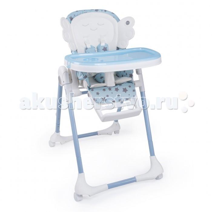 Стульчик для кормления Happy Baby WingyWingyСтульчик для кормления Happy Baby Wingy это комфорт и безопасность малыша в то время, как он познает мир и делает первые шаги к самостоятельности.  Особенности: Возраст: 6 месяцев - 3 года Максимальный вес ребенка: 25 кг Вес стульчика: 8.5 кг Ширина сиденья: 27 см Глубина сиденья: 23 см Съёмная столешница: да Регулируемое сиденье Регулируемая подножка Размеры в сложенном виде: 60 x 31 x 83 см Размеры в разложенном виде: 60 x 82 x 105 см Ремни безопасности: 5-ти точечные с мягкими накладками Регулировка сиденья по высоте: 8 положений Регулируемый наклон спинки: 5 положений (110°/120°/130°/140°/165°) Регулируемый наклон подножки: 3 положения Колеса: 4 поворотных колеса с тормозами Съемная столешница регулируется по глубине в 3-х положениях и имеет съемный поднос с подстаканником Мягкая вкладка-матрасик Наличие лежачего положения чехол и вкладка тканевые<br>