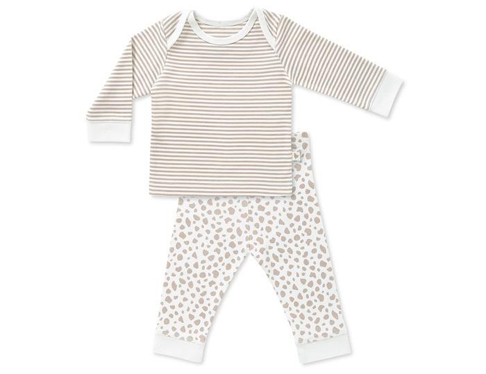 Пижамы и ночные сорочки HappyBabyDays Пижама Жирафенок Уго happybabydays плед двухсторонний нежность