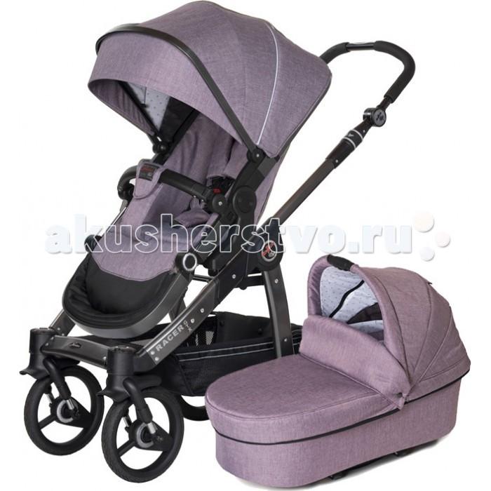 Детские коляски , Коляски 2 в 1 Hartan Racer GTX XL 2 в 1 арт: 445574 -  Коляски 2 в 1