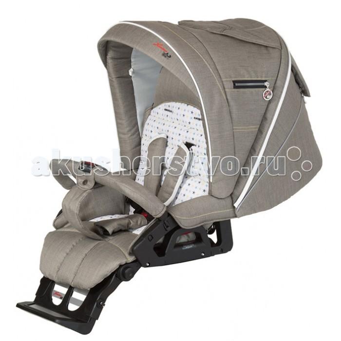 Коляска Hartan Vip GT XL 2 в 1Vip GT XL 2 в 1Коляска Hartan Vip GT XL 2 в 1 - современная стильная, надежная, удобная коляска для новорожденных с прогулочным блоком в комплекте.  Особенности: Сиденье и спинка в прогулочном блоке коляски Hartan VIP GT могут индивидуально регулироваться для  комфорта ребенка  Является одной из самых легких прогулочных колясок семейства Hartan. Передние поворотные колеса с возможностью легкой и быстрой блокировки и система амортизации на переднюю и заднюю ось обеспечат плавный ход, простоту и легкость управления коляской Удобная телескопическая ручка может регулироваться по высоте одной рукой одним движением Коляска прекрасно трансформируется в зависимости от возраста ребенка и является воплощением современных стандартов комфорта и безопасности, при этом она удобна для детей и родителей. Регулируемая жёсткость задней подвески в зависимости от веса ребёнка Система амортизации на передние колеса  Телескопическая ручка (3 положения по высоте) Регулировка ремней безопасности по высоте Удобный механизм откидывания спинки прогулочного блока Простая установка предохранительной дуги (бампера) Новый улучшенный механизм установки сиденья на раму коляски Улучшена конструкция пятиточечного ремня безопасности Использование дышащих и регулирующих влажность материалов Thermo-Tex Эргономичное гипоаллергенное покрытие ручек Съемный, моющийся чехол (при 30 градусах) Автоматический предохранительный замок Регулируемые поворотные колёса Защита от выпадения ребёнка Удобные, надёжные тормоза, не портящие обувь Стильные бескамерные колёса с подшипниками на пятилучевых дисках Бесшумная регулировка положения капюшона Надёжный 5-титочечный ремень с центральным замком Регулируемая подставка для ног в прогулочном блоке, растёт вместе с ребёнком Несколько позиций регулировки спинки сидения, включая положение для сна  В комплекте:  cкладная люлька для новорожденных прогулочный блок шасси москитная сетка накидка для ног дождевик многофункциональная сумка<br>