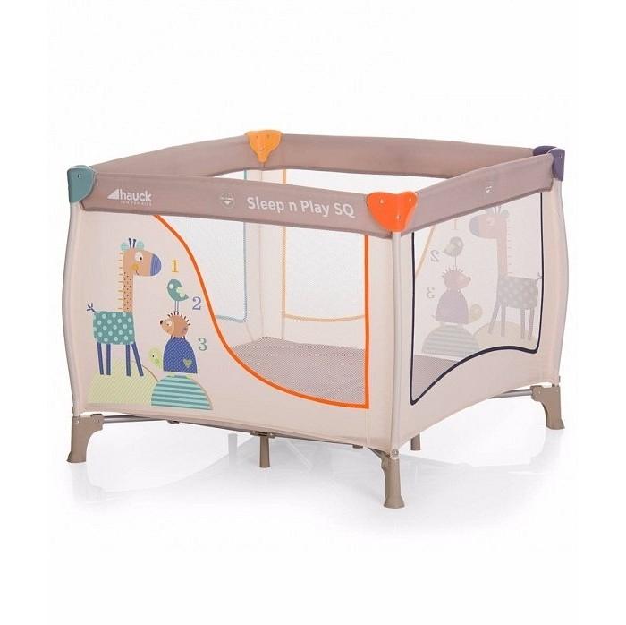 Детская мебель , Манежи Hauck Sleep`n Play SQ арт: 426324 -  Манежи