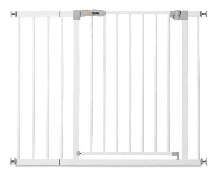 Барьеры и ворота Hauck Ворота безопасности Stop N Safe 2 + дополнительная секция 21 см