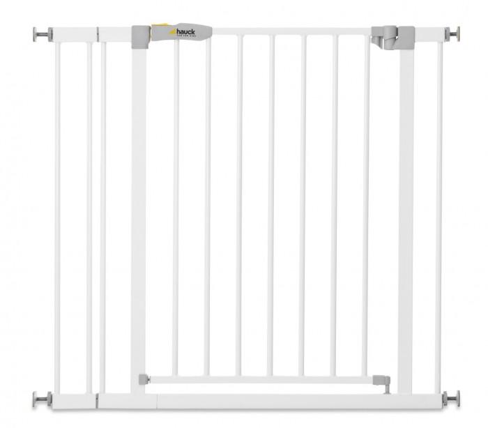 Барьеры и ворота Hauck Ворота безопасности Stop N Safe 2 + дополнительная секция 9 см