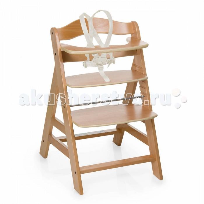 Стульчик для кормления Hauck Alpha+BAlpha+BСтульчик для кормления Hauck Alpha+B сделан из  обработанной древесины Европейского бука.   Деревянный стульчик hauck Alpha+ поставляется вместе с передней панелью, удерживающей системой (5-ти точечный ремень) и межножным ремнем.   Сиденье и подставку под ноги можно отрегулировать по высоте и глубине, таким образом стульчик может быть адаптирован к конкретной стадии роста вашего ребенка. Передняя панель может использоваться в сочетании с удерживающей системой (5-ти точечный ремень) или межножным ремнем. Таким образом, ваш ребенок может сидеть с вами за столом уже с 6 месяцев. Удерживающая система может быть адаптирована к размеру вашего ребенка.   Стульчик hauck Alpha+ очень устойчивый на опрокидывание и идеально подойдет для детей до 12 лет. Его можно использовать и после, максимальная допустимая нагрузка - 90 кг.   Деревянный стульчик hauck Alpha + (хаук Альфа +) - верный компаньон в жизни ребенка. Этот стульчик растет вместе с вашим ребенком и приспосабливается под его потребности в течении длительного времени.  Особенности: универсальный стульчик для кормления; регулировка высоты сиденья; регулировка высоты подножки;     5-ти точечные ресни и ограничитель между ног;     материал: экологически чистая древесина; Параметры: Размеры (разложен) (ВхШхД): 56 x 48 x 80 см. Высота до стола: 70 см. Вес: 7,2 кг. Максимальная нагрузка: 90 кг.<br>