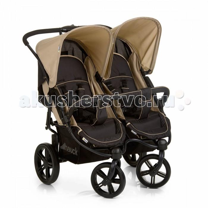 Детские коляски , Коляски для двойни и погодок Hauck Roadster Duo SLX для двоих арт: 285133 -  Коляски для двойни и погодок