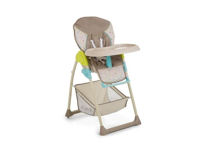 Стульчик для кормления Hauck SITN RelaxSITN RelaxСтульчик для кормления Hauck SITN Relax - это не только стул для кормления, но и шезлонг, а снизу большая корзина для игрушек и необходимых мелочей.   Высоту можно регулировать, таким образом ребенок может сидеть с вами за обеденным столом или рядом с вами на уровне дивана.   Пока малыш еще маленький используйте шезлонг с регулируемой по наклону спинкой. Ребенок может вздремнуть или играть с игрушками на подвесе.   А когда Ваш ребенок научиться сидеть без посторонней помощи, можно пересаживаться в стульчик. Стульчик имеет три положения наклона спинки и регулируемую подножку, для безопасности ребенка - 5-ти точечные ремни.   Лоток-столик можно снять и мыть в воде.   Благодаря колесам Sitn Relax легко перемещать по квартире.  Откройте для себя все преимущества hauck Sitn Relax!  Особенности: Размеры 25 x 53 x 93 (см), Вес 8,5 кг, Пятиточечные ремни безопасности, Колесики на ножках для перемещения по комнате, Дуга с игрушками, Можно использовать с рождения, Большая корзина для игрушек.<br>