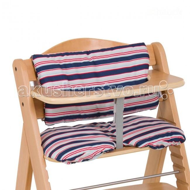 Hauck Вкладыш в стульчик Chair padВкладыш в стульчик Chair padHauck Вкладыш в стульчик Chair pad  Удобная подушка на сидение стульчика для кормления.  Подушка состоит из двух частей - одна крепится на спинку, другая - на сидение. Крепление с помощью липучек, что позволяет легко снять. Моющийся материал.  Такая подушка - идеальна для дополнительной комплектации вашего деревянного стульчика Hauck, но также может быть использована на аналогичных стульчиках.  Особенности: оригинальный дизайн предназначен для стульчика Hauck, но также может быть использован на аналогичных стульчиках  состоит из двух частей - одна крепится на спинку, другая - на сидение удобное крепление с помощью липучек моющийся материал<br>