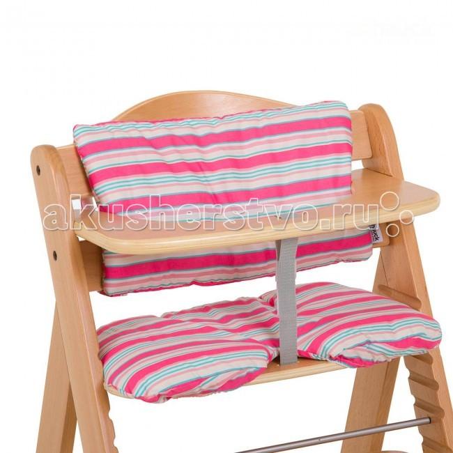 Детская мебель , Вкладыши и чехлы для стульчика Hauck Вкладыш в стульчик Chair pad арт: 33719 -  Вкладыши и чехлы для стульчика