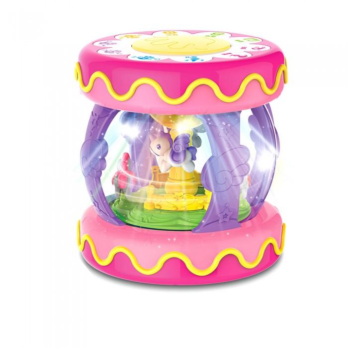 Развивающие игрушки Huanger Барабан-карусель большой