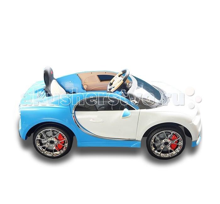 Детский транспорт , Электромобили Hebei Bugatti Coupe арт: 551861 -  Электромобили