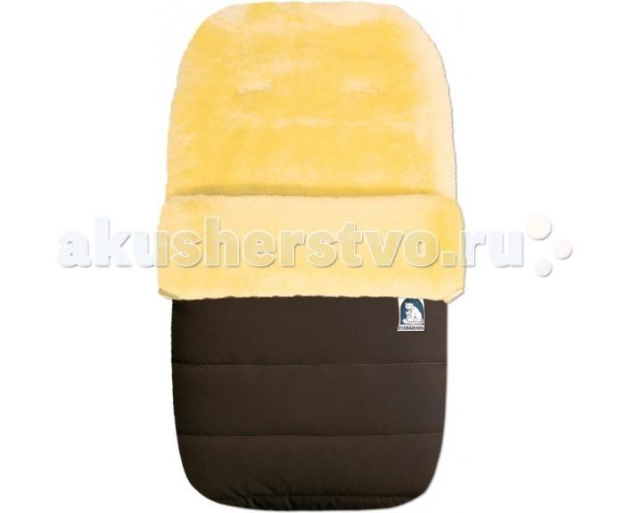 Зимний конверт Heitmann Felle 968968Конверт для новорожденных из натуральный овчины Heitmann Felle 968.  Материал:  овчина со стриженой шерстью  сострижена приблизительно до высоты меха в 30 мм  влаго- и ветронепроницаемый материал. Особенности:  конверт предназначен для новорожденных  возможность использования в качестве основы для пеленального стола или в  качестве покрывала в детскую коляску  антиаллергенный материал, за счет особой обработки шкурок  отстегивающийся верх  двухсторонняя молния соединяет верхнюю и нижнюю части конверта  прорези для 5-ти точечных ремней безопасности коляски  легко стирать и сушить  допускается машинная стирка при 30 С.  размер конверта 50х90  Основным преимуществом Heitmann Felle является уникальность выделки мехов, применяемых при производстве меховых конвертов и пеленок. В меховом конверте из овчины ребёнок чувствует себя тепло и комфортно, так как меховой конверт обладает свойством поглощать влагу и выделять тепло, что усиливает циркуляцию крови. Туловище малыша остается сухим и тёплым.<br>
