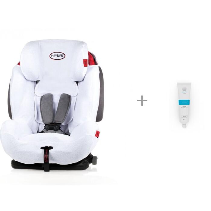 Автокресло Heyner Capsula MultiFix Aero+ с летним чехлом Capsula Summer Cover