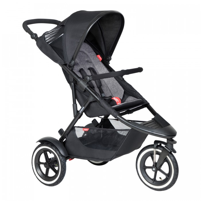 Купить Коляски для двойни и погодок, Phil&Teds Прогулочная коляска для двойни и погодок Sport