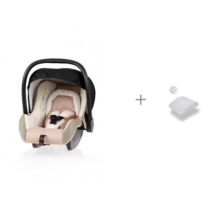Картинка для Автокресло Heyner SuperProtect Aero с анатомической подушкой-вкладышем ProtectionBaby