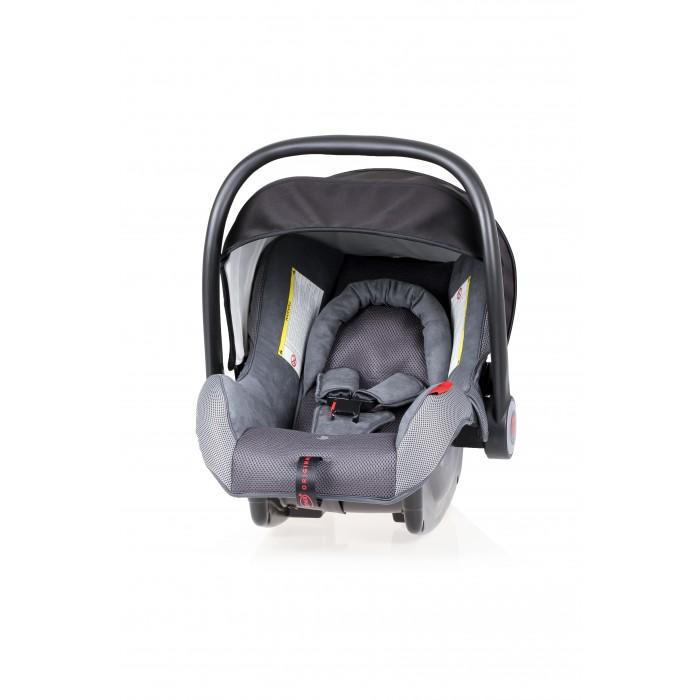 Автокресло Heyner SuperProtect AeroSuperProtect AeroHeyner Детское автокресло-переноска SuperProtect Aero  HEYNER SuperProtect Aero – облегченное автокресло-переноска, предназначенное для детей с рождения до 13 кг. Первое автокресло малыша должно быть безопасным, удобным и комфортным. Ведь именно в первый год жизни неокрепший малыш нуждается в надежной защите и максимальном комфорте  Защита на 100% Автокресло гр. 0/0+ HEYNER SuperProtect AERO разработано с учетом потребностей молодых родителей. Его силовой каркас изготовлен из ударопрочного пластика, распределяющего энергию по периметру автокресла. Очень важно, чтобы тело ребенка в установленном автокресле не принимало горизонтальное положение по отношению к плоскости дорожного полотна. Ведь в этом случае вся нагрузка будет перераспределяться со спинки автокресла на неокрепшую шею ребенка. Именно поэтому для максимальной безопасности при установке SuperProtect AERO имеет небольшой угол в зависимости от уклона подушки сиденья автомобиля. Все это позволило этой модели успешно пройти краш-тесты по европейскому стандарту ECE-R 44/04, по результатам которых SuperProtect AERO получило международный допуск по категории 0/0+ для детей с рождения до 13 кг.   Комфорт с рождения  Для комфорта маленького пассажира SuperProtect AERO имеет мягкую, гипоаллергенную обивку, не впитывающую запахи, и которую можно стирать при комнатной температуре. Ложе люльки по спинке ребенка имеет ровную поверхность, наиболее благоприятную с точки зрения ортопедии новорожденных. Дополнительно, для того чтобы ребенку было удобно в любую погоду мы сделали двусторонними мягкий вкладыш и козырек автокресла: в зависимости от температуры на улице можно выбрать одну или другую сторону – летнюю или зимнюю.   Приятные мелочи Для удобства родителей в кресле продуманы и такие немаловажные детали, как его малый вес (всего 2.8 кг), быстро снимающаяся обивка, регулируемая ручка, которая выполняет функцию упора автокресла при кормлении ребенка (на плоской поверхн
