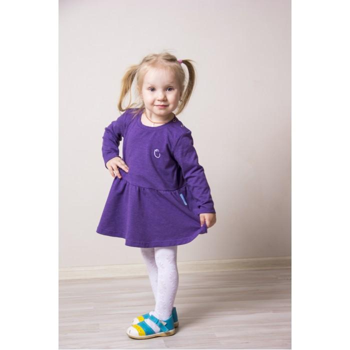 Hippychick Платье-туника для девочки 024006200