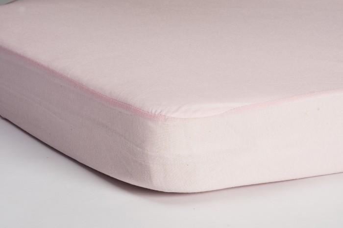 Картинка для Hippychick Непромокаемая натяжная простынь (tencel) 60х120 см