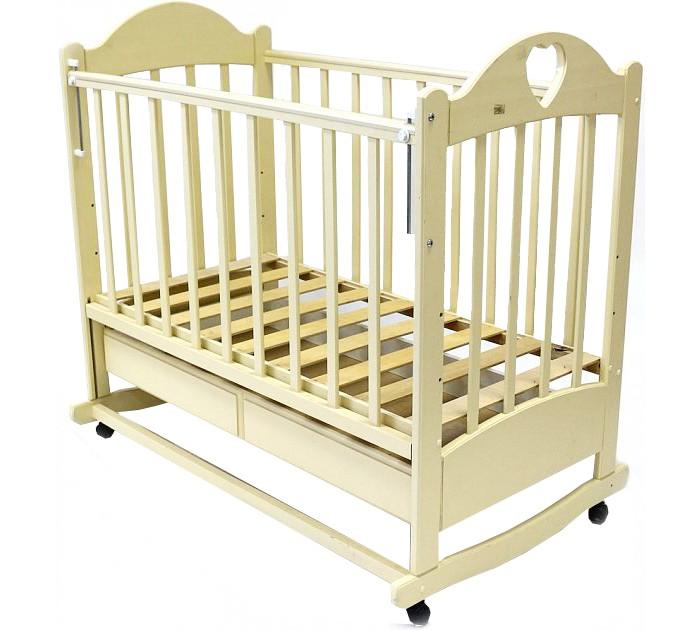 Детская кроватка Ведрусс Таисия №2 качалка