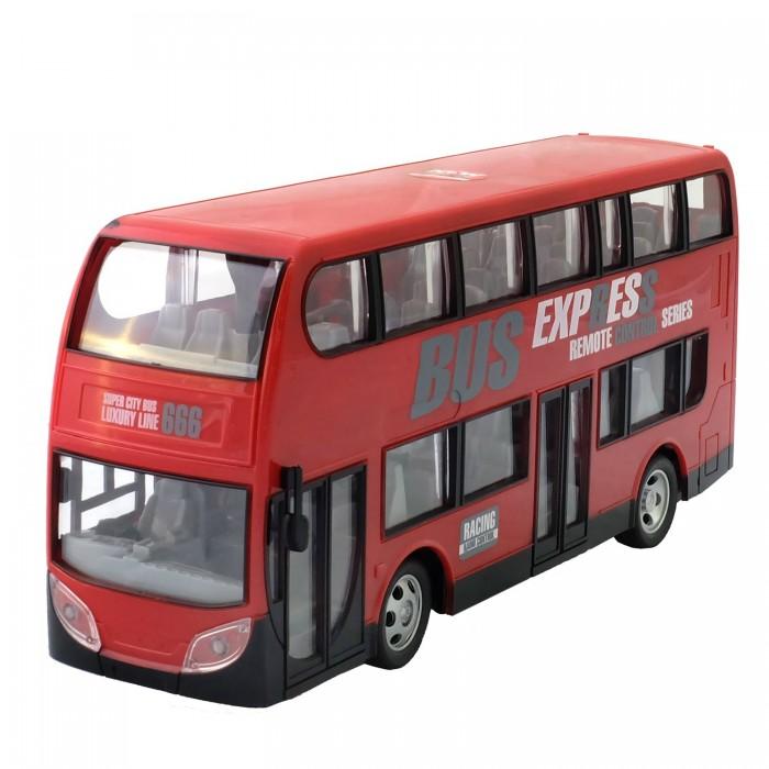 Радиоуправляемые игрушки HK Автобус двухэтажный радиоуправляемый радиоуправляемые игрушки hk автобус двухэтажный радиоуправляемый