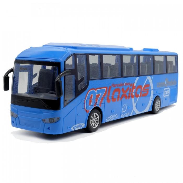 Радиоуправляемые игрушки HK Автобус радиоуправляемый 666-698A радиоуправляемые игрушки hk автобус двухэтажный радиоуправляемый