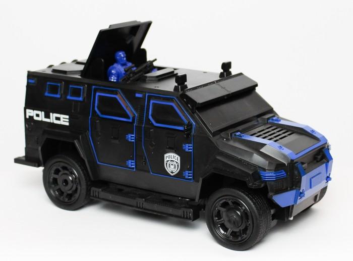Радиоуправляемые игрушки HK Industries Джип радиоуправляемый Полиция