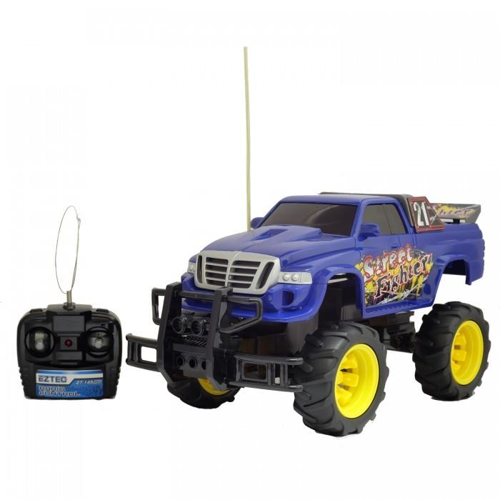 Радиоуправляемые игрушки HK Джип Уличный боец