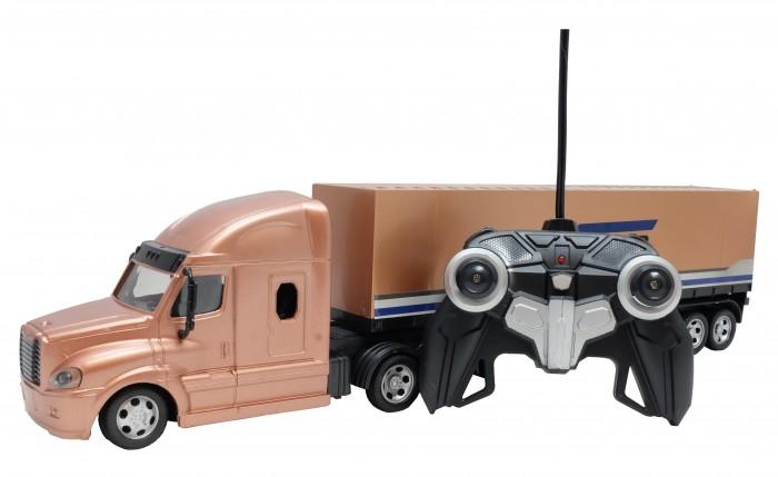 Радиоуправляемые игрушки HK Industries Машина грузовая радиоуправляемая 666-754A