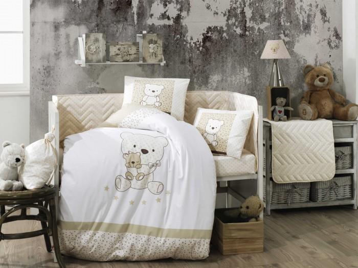 Постельное белье Hobby Home Collection Bonita 100х150 см (5 предметов)