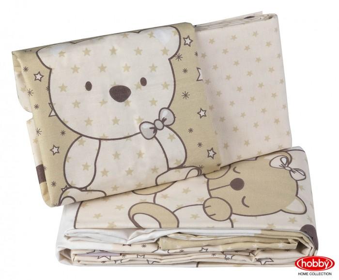 Комплект в кроватку Hobby Home Collection Bonita (5 предметов)