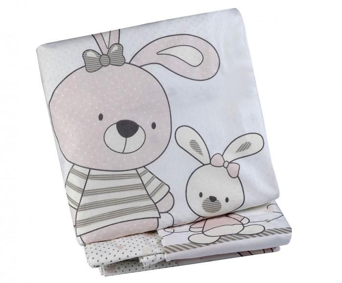 Комплект в кроватку Hobby Home Collection Elina (5 предметов)