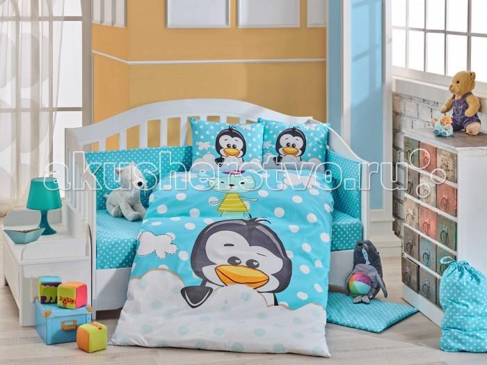 Постельное белье Hobby Home Collection Penguin