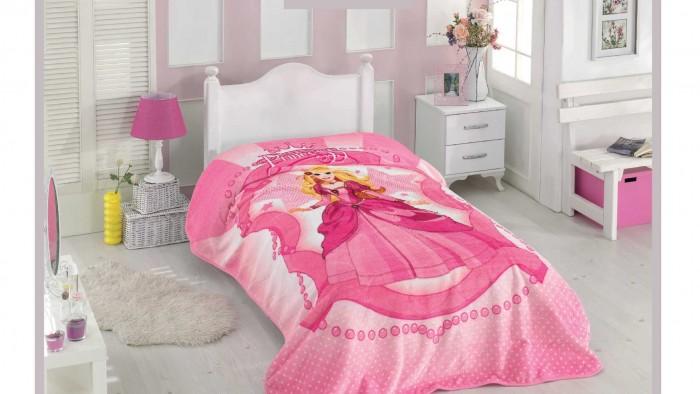 Постельные принадлежности , Пледы Hobby Home Collection Покрывало жаккард Prenses велсофт 1,5 спальное арт: 478316 -  Пледы
