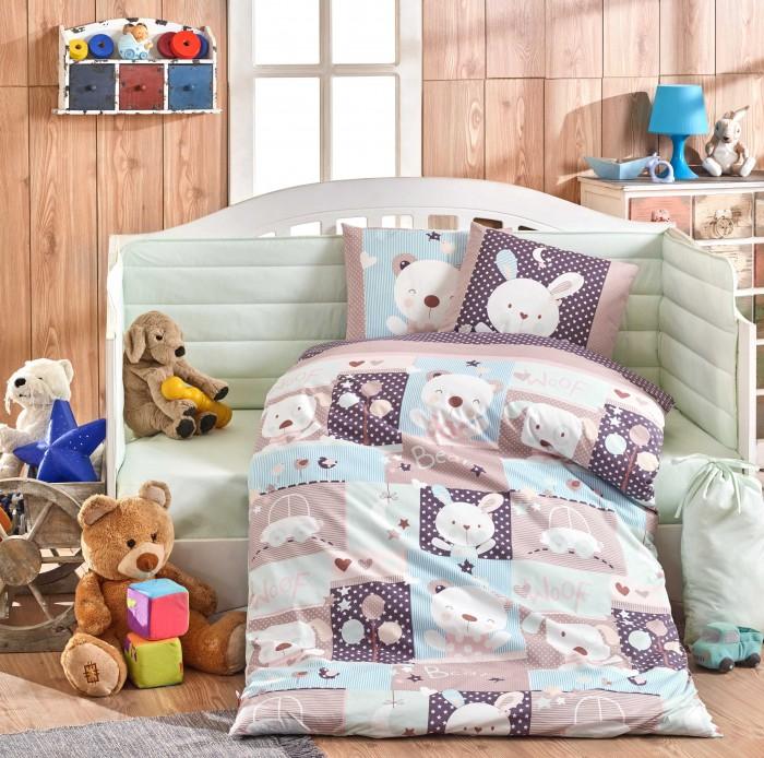 Комплект в кроватку Hobby Home Collection с одеялом Snoopy (10 предметов) 100х150 см