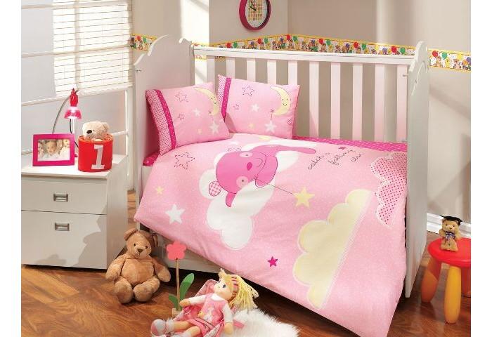 Постельное белье Hobby Home Collection Sleeper 100х150 (5 предметов)