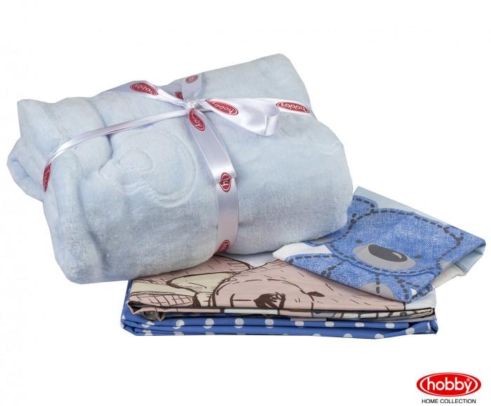 Комплекты в кроватку Hobby Home Collection Tombik с покрывалом (6 предметов) комплект штор с покрывалом для спальни в москве