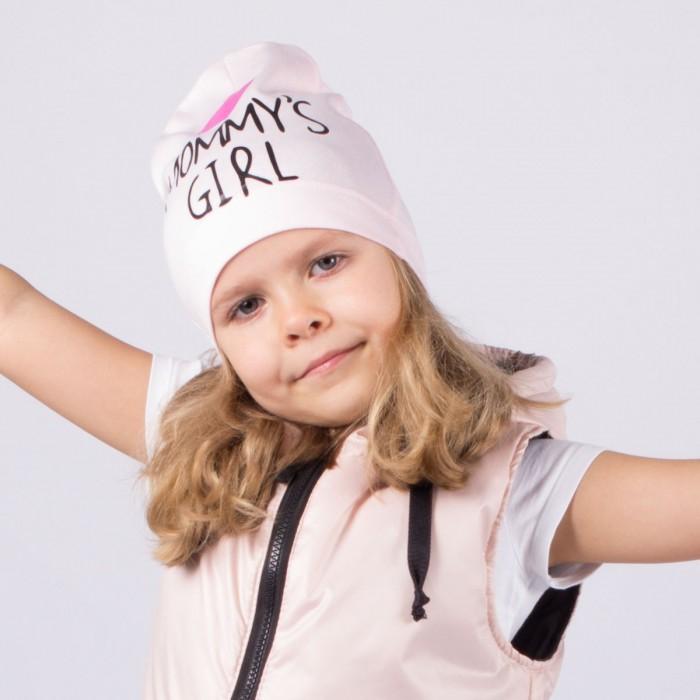 Шапки, варежки и шарфы HohLoon Однослойная шапка Мамина дочка брейэр с мамина пасочка сказки