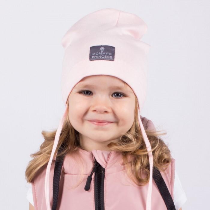Шапки, варежки и шарфы HohLoon Однослойная шапка Mommys Princess